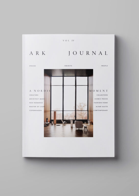 Noorstad featured Ark Journal